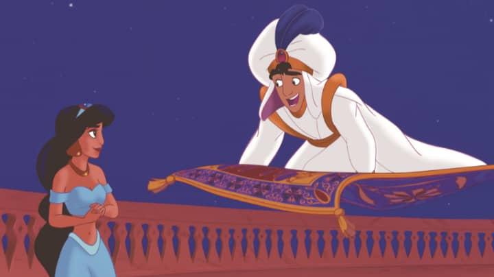 Disney Hid The Beast In A Scene In 'Aladdin'