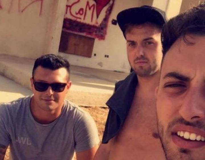 Hungover Lads Working In Ayia Napa Go On A Boat Trip, 'End Up In Syria'