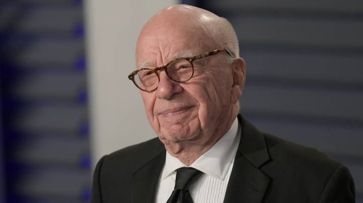 Rupert Murdoch Hits Back At Criticism And Says 'We're Not Climate Change Deniers'