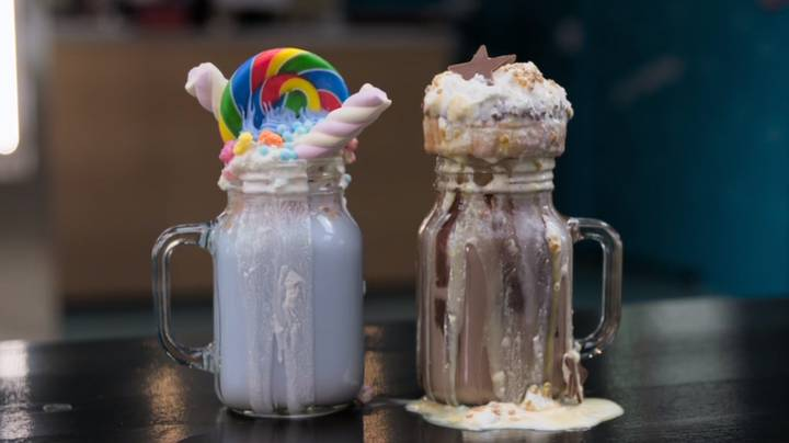 Restaurant Chains Remove Freakshakes From Menu Due To Sugar Content