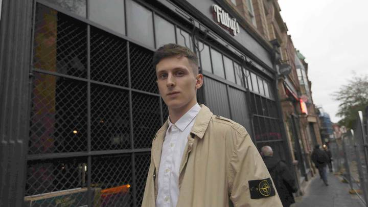 Student Refused Entry To Club 'Because Of Stone Island Jacket'