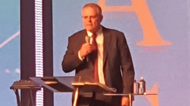 Scott Morrison Accused Of Saying 'What The Country Needs Right Now Is The Church'