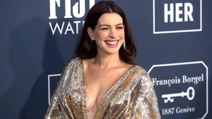 Anne Hathaway Really Doesn't Like Being Called Anne