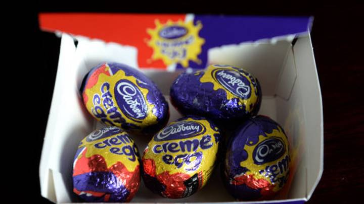 It's Still December In 2017 But Easter Eggs Are Already On The Shelves