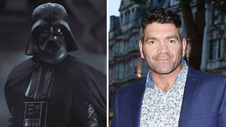 Spencer Wilding: The Man Who Played Darth Vader