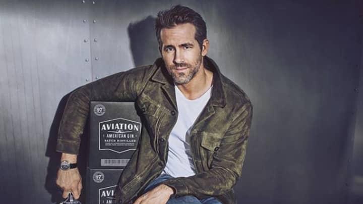 Ryan Reynolds Sells Aviation Gin Business