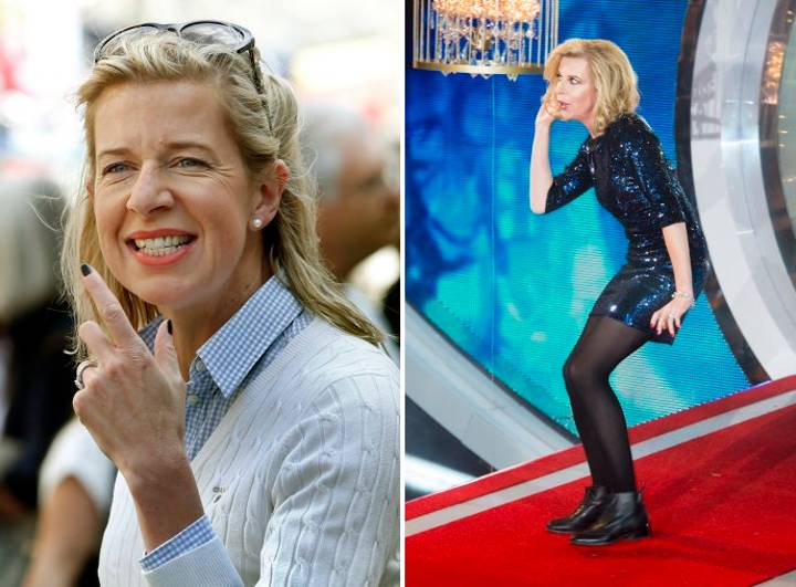 Good News Everyone, Katie Hopkins Is Pissing Off To America