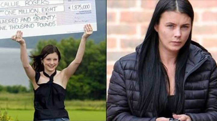 Britain's Youngest Lottery Winner Has Spent Entire £1.8 Million Fortune