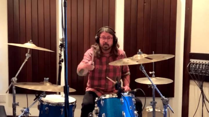 Dave Grohl Accepts Drum-Off Challenge In Wholesome Exchange With Young Drummer