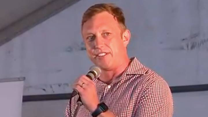 Queensland Deputy Premier Appears To Call Scott Morrison A C***