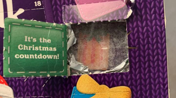 Parents Are Claiming Their Kids' Cadbury Advent Calendars Are Completely 'Empty'