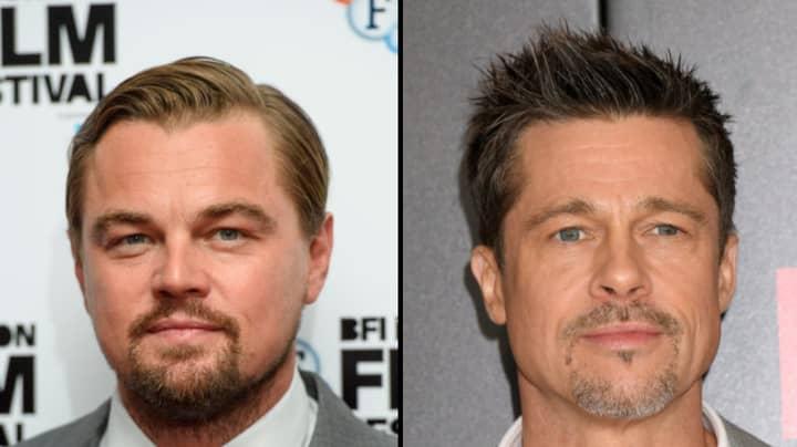 Quentin Tarantino's New Film Will Star Leonardo DiCaprio And Brad Pitt