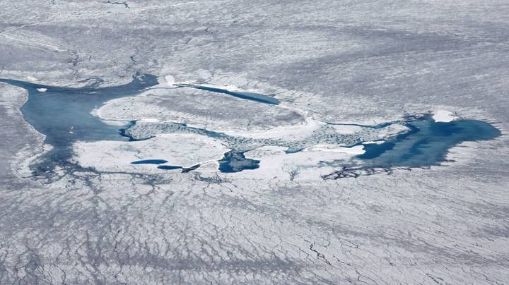 'Unprecedented' Ice Loss As Greenland Breaks Record