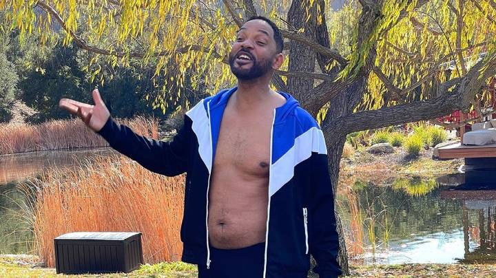 Will Smith Jokes He's In 'Worst Shape Of His Life' After Lockdown