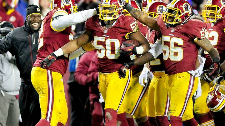 Washington Redskins Confirm They Have Retired Name And Logo