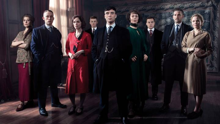 First Official Photo From 'Peaky Blinders' Season Five As Filming Begins