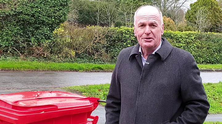 Millionaire Says Two Wheelie Bins Could Make Ideal 'Sleep Pod' For The Homeless