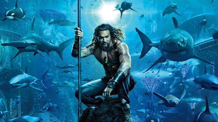 The First 'Aquaman' Trailer Is Here