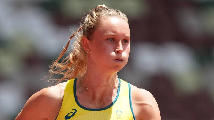 Australian Olympian With No Sponsors Worked At Woolworths To Fund Her Trip To Tokyo