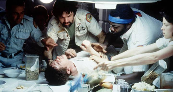 How The 'Chestburster' Scene In 'Alien' Was Made