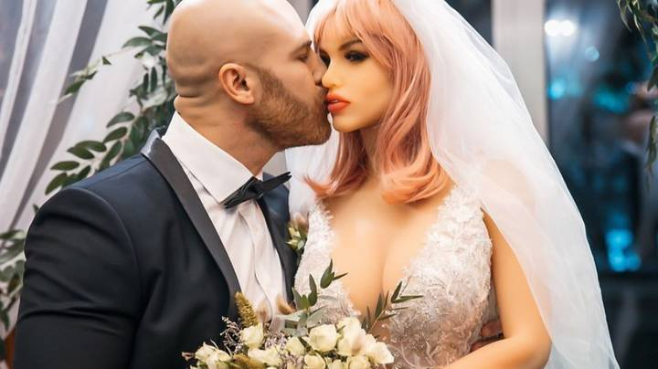 Bodybuilder Who Married Sex Doll Wants Several Artificial Wives