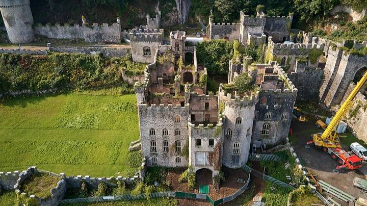 I'm A Celebrity Confirms This Year's Show Will Be Filmed At Gwrych Castle