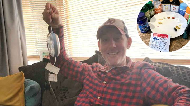Dad With Terminal Cancer Diagnosis Claims CBD Oil And Dog Worming Tablets Have Prolonged His Life