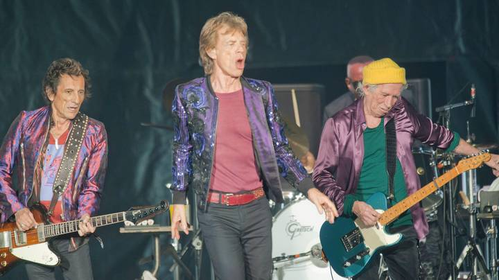 Rolling Stones Have Stopped Performing Controversial Hit Brown Sugar