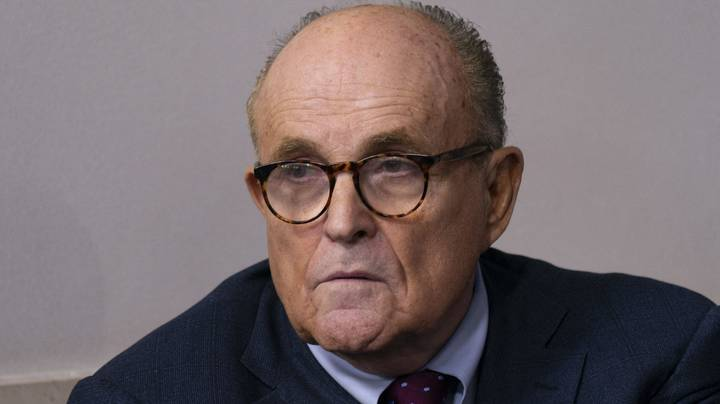 Rudy Giuliani Responds After Being Sued For $1.3 Billion Over Election Fraud Claims