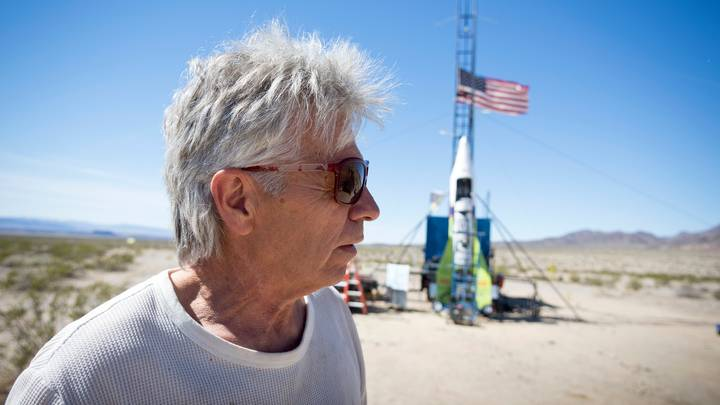 Daredevil Dies While Trying To Make Homemade Rocket That Would Prove The Earth Was Flat