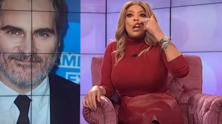 TV Host Wendy Williams Apologises For Mocking Joaquin Phoenix's Facial Scar
