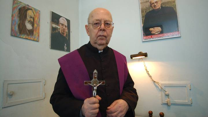 Vatican's Chief Exorcist Says He's Dealt With Demons 60,000 Times