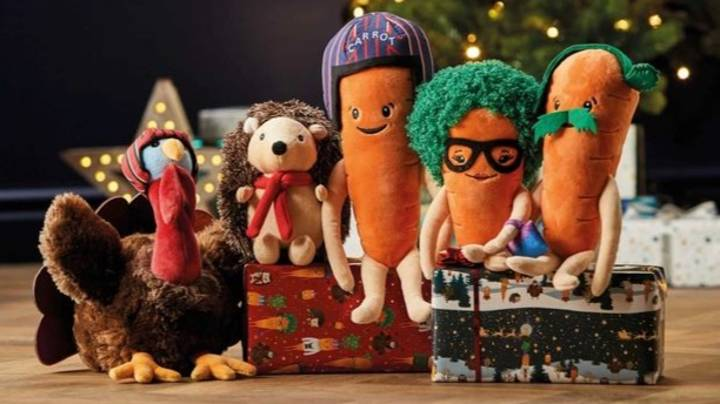 ​Aldi Shoppers Queue Online For 'Two And A Half Hours' To Buy Kevin The Carrot Toys