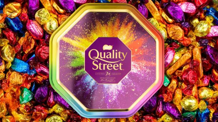 Man's Quality Street Audit Leaves Chocolate Fans Shocked