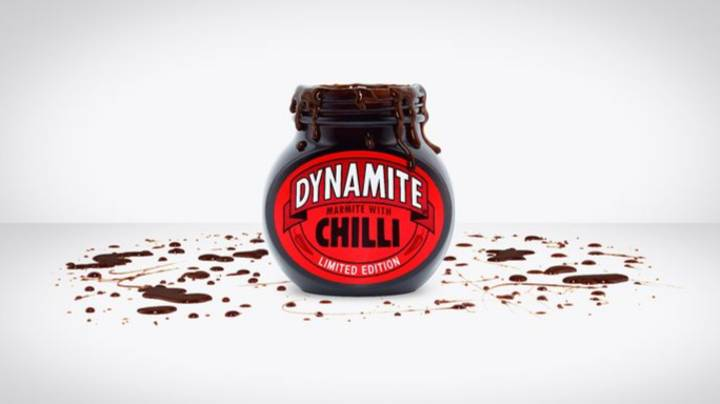 Marmite Launches New Dynamite Spread Flavoured With Chilli