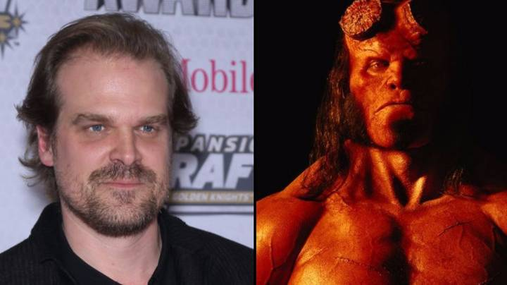David Harbour From 'Stranger Things' Has Got Seriously Hench To Play 'Hellboy'