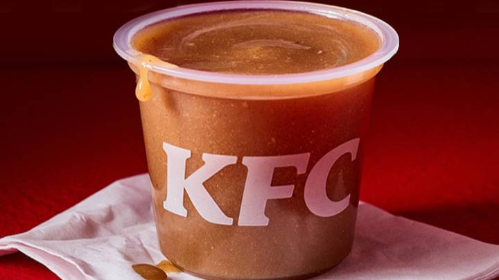 KFC Is Giving Away Free Gravy To Cure Blue Monday