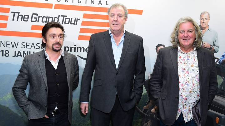 Jeremy Clarkson Nearly Got Attacked By Sharks When Filming The Grand Tour