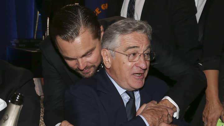 Leonardo DiCaprio To Present Robert De Niro With SAG Life Achievement Award