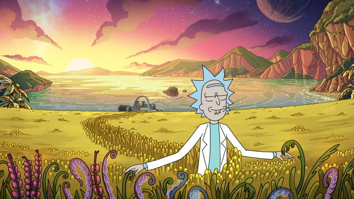 Ricky & Morty Season Four Comes To Netflix On 16 June
