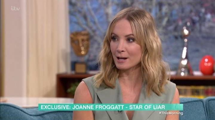 Joanne Froggatt Confirms Liar Season 2 Will Be The Last