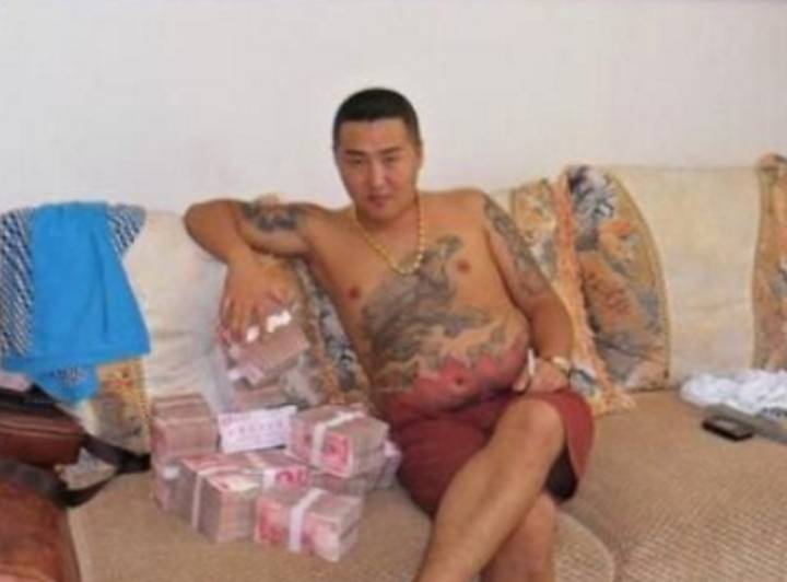 Images From A Chinese Gangster's Phone