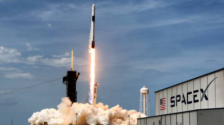 Elon Musk's First All-Commercial Flight Into Space Could Happen This Year