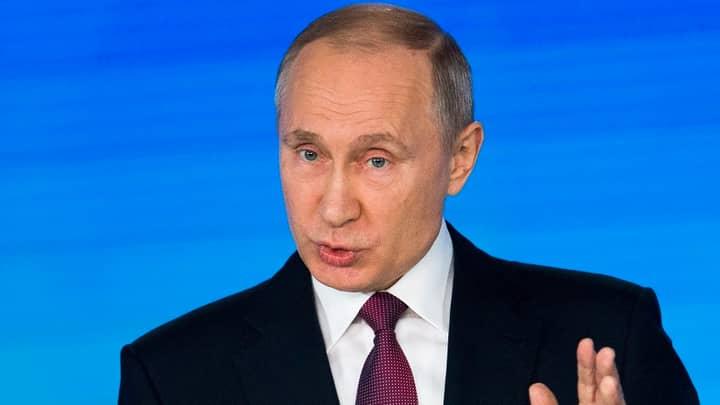 Vladimir Putin Unveils 'Invincible' Nuclear Weapons