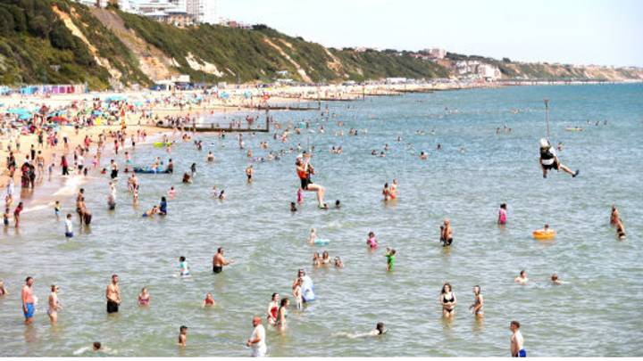 UK Heatwave 'To Last Four Years' According To Scientists
