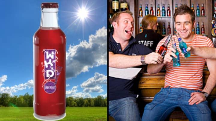 WKD Bringing Out Dark Fruit Flavour Vodka-Based Drink