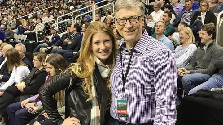 Bill And Melinda Gates' Daughter Speaks Out After Parents' Divorce