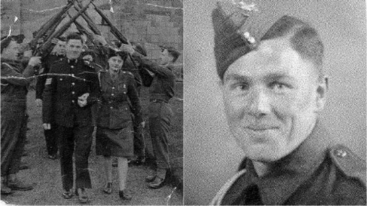 Hundreds Turn Out To Honour World War II Veteran Who Died Alone In A Nursing Home
