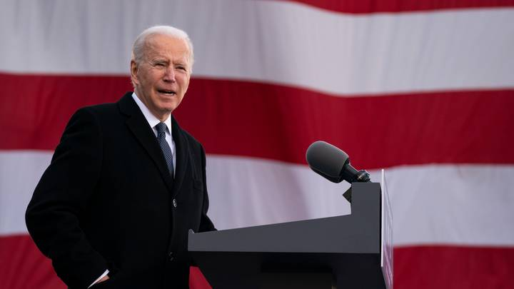 Joe Biden Officially Becomes The 46th President Of The United States