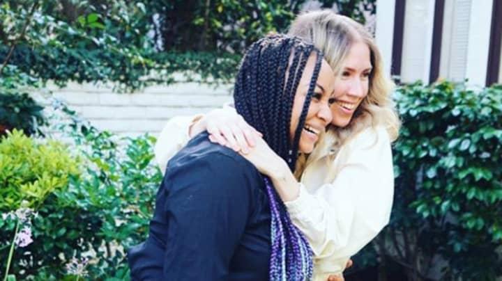Raven-Symoné Has Married Girlfriend Miranda Maday